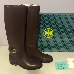 Tory Burch Brooke 25mm Knee Boots